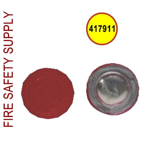 Ansul 417911 Bursting Disc, (R-102) 10/package (pkg. price)