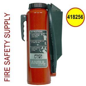 Ansul 418256 RED LINE 10 lb. Extinguisher (CR-I-K-10-G)