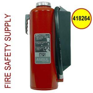 Ansul 418264 Red Line 30 lb. Hand Portable Extinguisher (I-K-30-G)