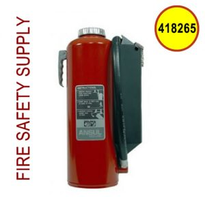 Ansul 418265 30 lb. RED LINE Hand Portable Extinguisher (RP-I-K-30-G)
