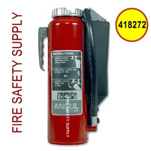 Ansul 418272 30 lb. RED LINE Hand Portable Extinguisher (CR-I-K-30-G)