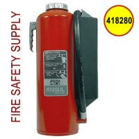 Ansul 418280 Red Line 30 lb. Hand Portable Extinguisher (HF-I-K-30-G)