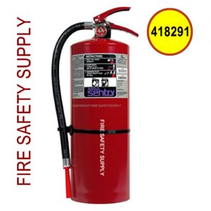 Ansul 418291 RED LINE 30 lb. Extinguisher (ML-I-30-G)