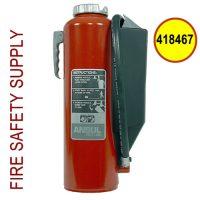 Ansul 418467 Red Line RED LINE 20 lb. Extinguisher (HF-I-K-20-G)