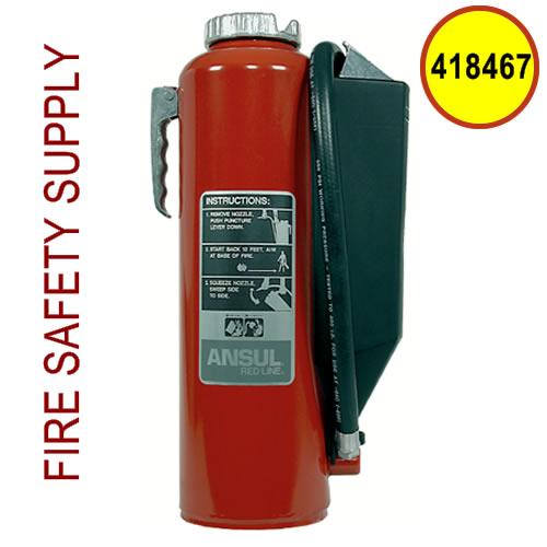 Ansul 418467 RED LINE 20 lb. Extinguisher (HF-I-K-20-G)