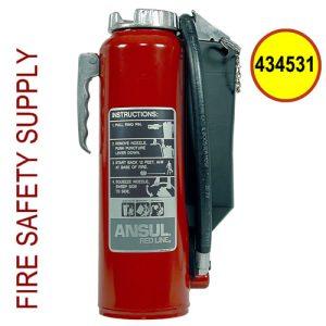 Ansul 434531 RED LINE 10 lb. Extinguisher (RP-I-10-G-1)