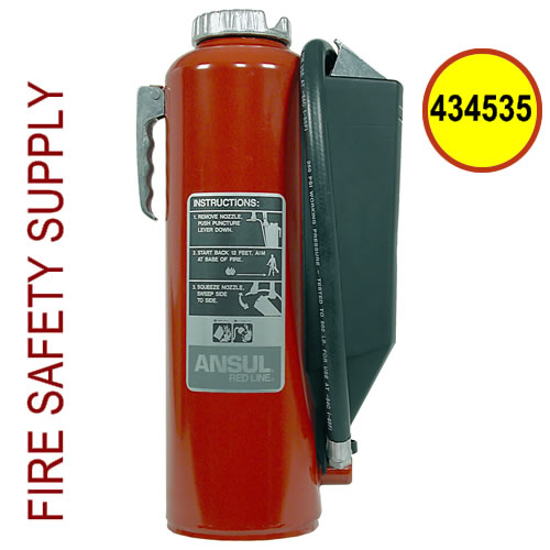 Ansul 434535 RED LINE 10 lb. Extinguisher (LT-I-K-10-G-1)