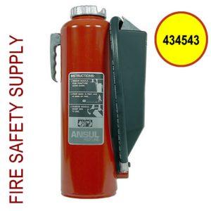 Ansul 434543 Red Line 20 lb. Extinguisher (LT-I-20-G-1)