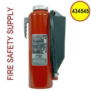 Ansul 434545 Red Line Hand Portable Extinguisher, 20 lb., LT-I-K-20-G-1