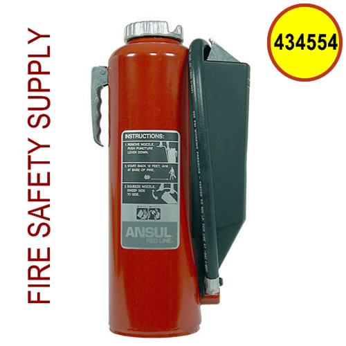Ansul Red Line 434554 30 lb. Hand Portable Extinguisher (LT-I-30-G-1)