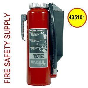 Ansul 435101 Red Line 10 lb. Extinguisher (LT-I-A-10-G-1)