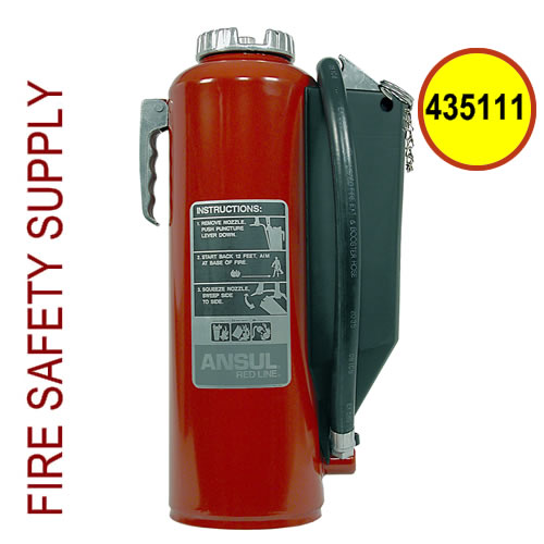 Ansul Red Line 435111 20 lb. Extinguisher (RP-I-A-20-G-1)