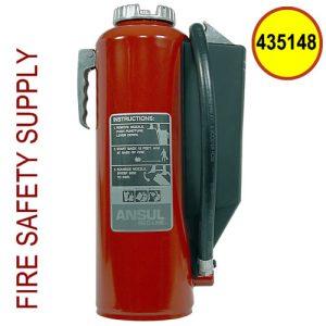 Ansul 435148 Red Line 20 lb. Extinguisher (HF-I-A-20-G-1)
