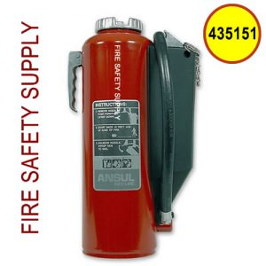 Ansul 435151 30 lb. RED LINE Hand Portable Extinguisher (I-A-30-G-1)