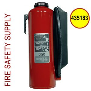 Ansul 435183 Red Line 30 lb. Hand Portable Extinguisher (CR-I-30-G-1)