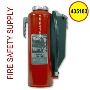 Ansul 435183 30 lb. RED LINE Hand Portable Extinguisher (CR-I-30-G-1)