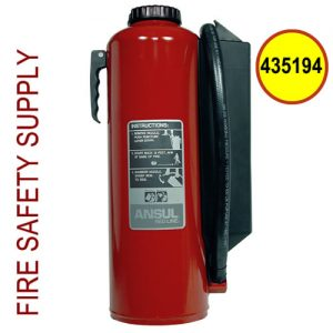 Ansul 435194 Red Line 20 lb. Hand Portable Extinguisher (CR-LT-I-K-20-G-1)