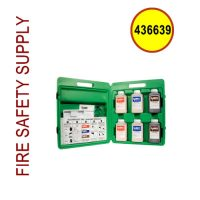 Ansul Sentry 436639 Dry Chemical Sample Kit