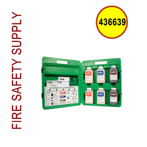 436639 Ansul Sentry Dry Chemical Sample Kit
