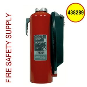 Ansul 438289 Red Line 30 lb. Extinguisher (LT-RP-I-A-30G-1)