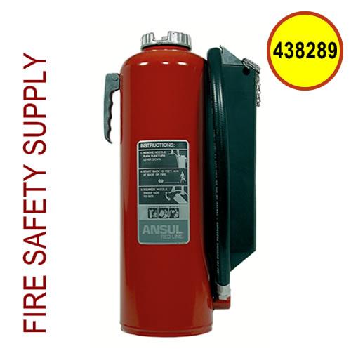 Ansul Red Line 438289 30 lb. Extinguisher (LT-RP-I-A-30G-1)