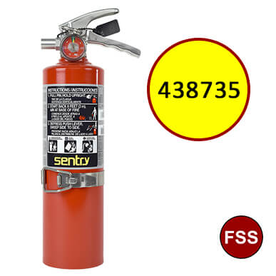 fire extinguisher 438735