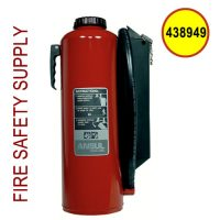 Ansul 438949 Red Line 30 lb. Extinguisher (CR-LT-RP-I-A-30G)