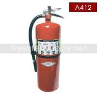 Amerex A412 20 lb. Regular Dry Chemical Extinguisher