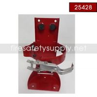 Ansul 25428 RED LINE Bracket with Military Ring Pin