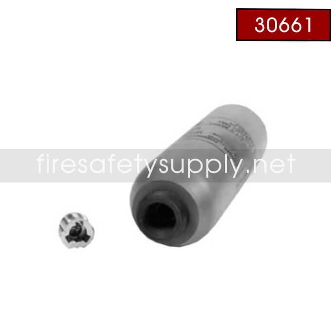 Ansul 30661 RED LINE MIL-30 lb. Carbon Dioxide Cartridge