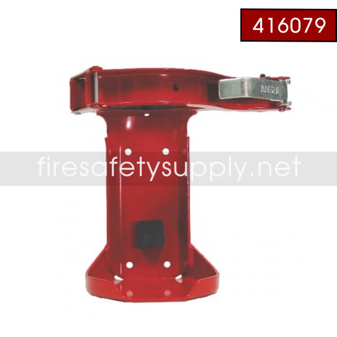 Ansul 416079 RED LINE 30 lb. Heavy Duty Bracket with Ring Pin