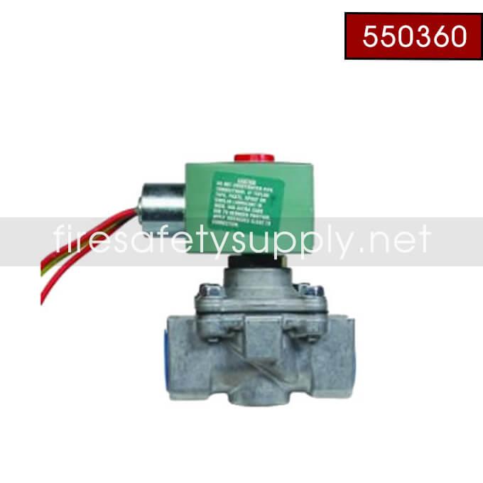 Ansul 550360 EGVSO-125 Gas Valve