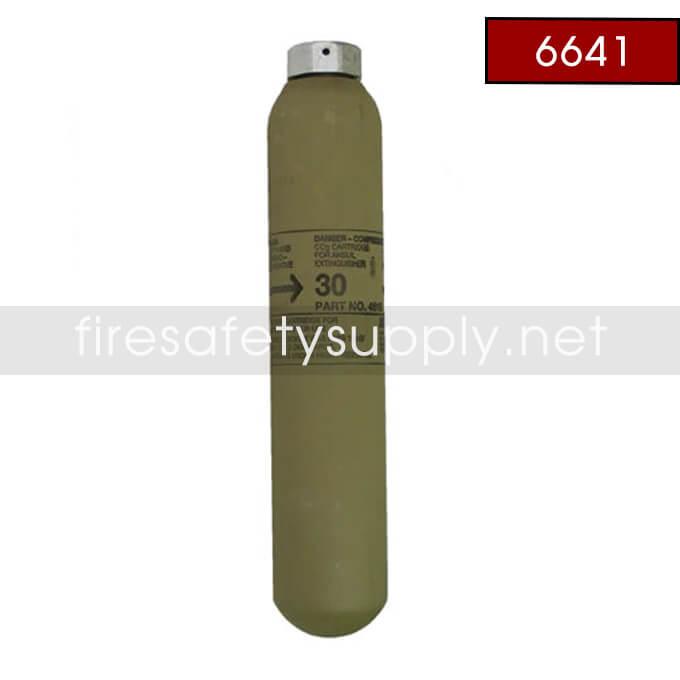 Ansul 6641 RED LINE Nitrogen Cartridge