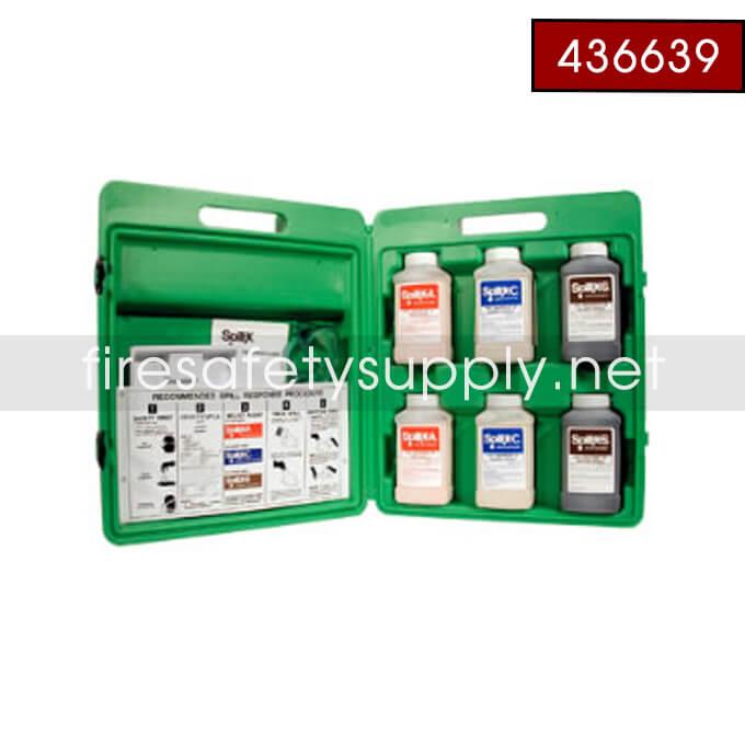 Ansul Sentry 436639 Dry Chemical Sample Kit