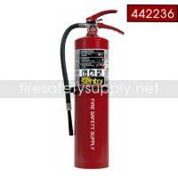 Ansul Sentry 442236 5 lb. FORAY Extinguisher with Vehicle Bracket
