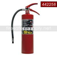 Ansul Sentry 442258 5 lb. FORAY Extinguisher with Vehicle Bracket