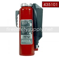 FORAY (ABC) (Low Temp) 10lb Ansul Red Line Fire Extinguisher (LT-I-A-10-G-1) PN 435101