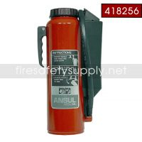 Purple-K (CR) 10lb Ansul RED LINE Fire Extinguisher (CR-I-K-10-G) PN 418256