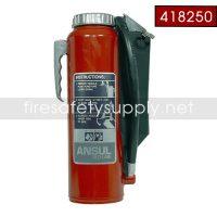 Purple-K (Ring Pin) 10lb Ansul Red Line Fire Extinguisher (RP-I-K-10-G) PN 418250