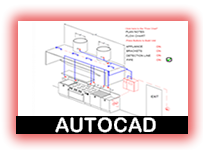 Fire System Autocad