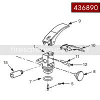 sul Sentry 436890 Replacement Valve Assembly with Tube