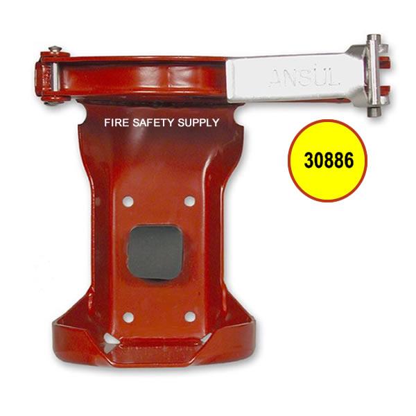 Ansul 30886 RED LINE 10 lb. Heavy Duty Bracket