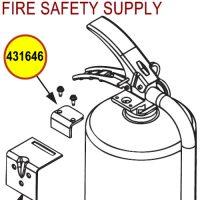 431646 Ansul Sentry Hanger Adaptor