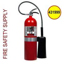 431999 Ansul Sentry 15 lb. Carbon Dioxide Mil-Spec. Extinguisher