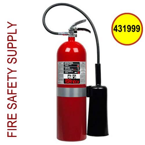 Ansul Sentry 431999 15 lb. Carbon Dioxide Mil-Spec. Extinguisher