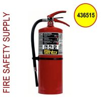 Ansul Sentry 436515 10 lb. Empty Cut-A-Way Extinguisher (10S) (UL/ULC Rating: 4-A:80-B:C)