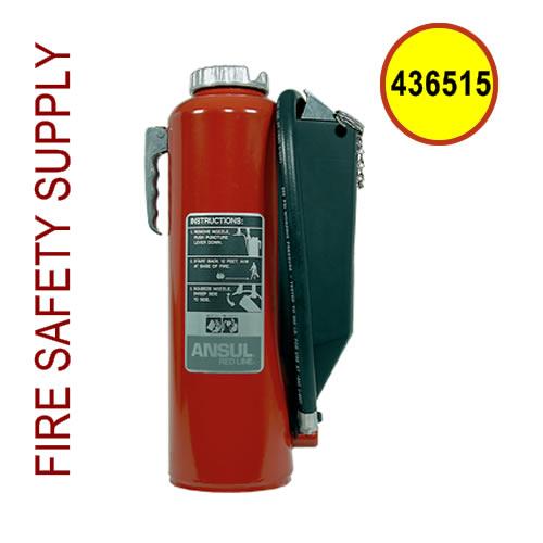 436515 Ansul Sentry 10 lb. Empty Cut-A-Way Extinguisher (10S)