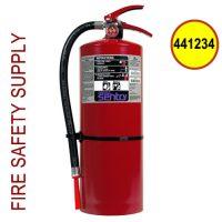 441234 Ansul Sentry 20 lb. Purple-K High Flow Extinguisher (CR-HF-PK20I)