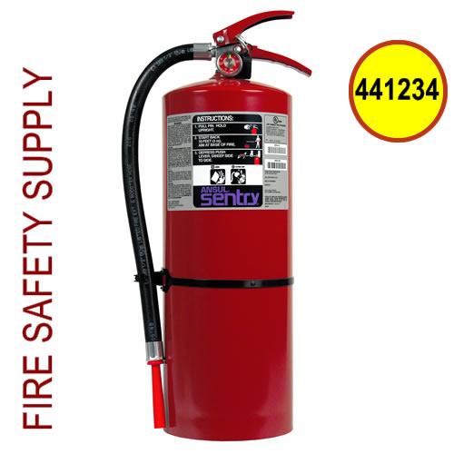 Ansul Sentry 441234 20 lb. Purple-K High Flow Extinguisher