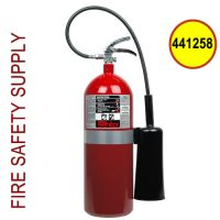 441258 Ansul Sentry 10 lb. FORAY High Flow Extinguisher (CR-HF-AA10SI)